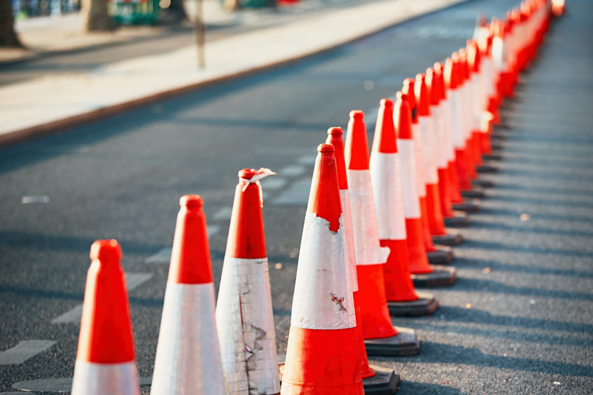TRAFFIC SAFETY IMPROVEMENTS COMING!